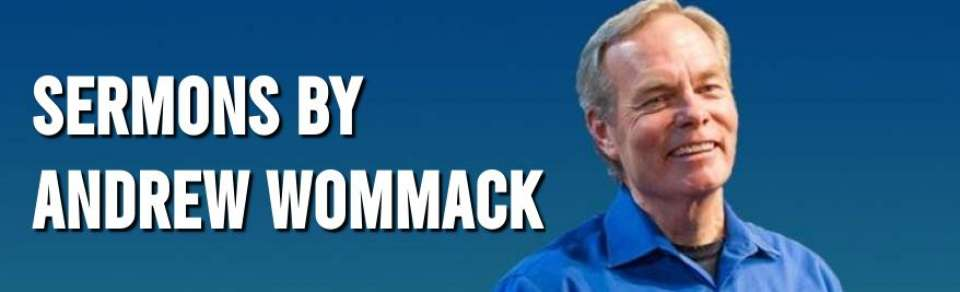 Andrew Wommack Sermons & Bible Studies