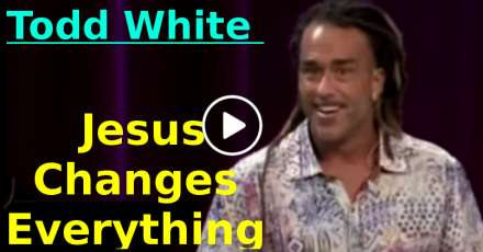 Todd White - Jesus Changes Everything (December-26-2020)