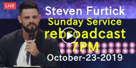 Steven Furtick (October-23-2019) - Elevation Church Sunday Service rebroadcast at 7PM
