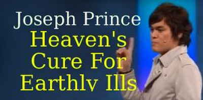 Joseph Prince (17 July 2011) - Heaven's Cure For Earthly Ills