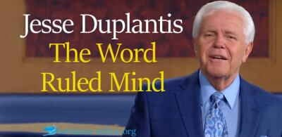 The Word Ruled MInd 6 Feb. 2018 -  Jesse Duplantis