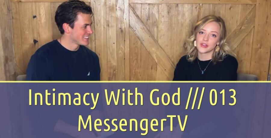 Intimacy With God /// 013 - John Bevere Ministries