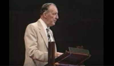 Derek Prince sermon The Two Harvests - online