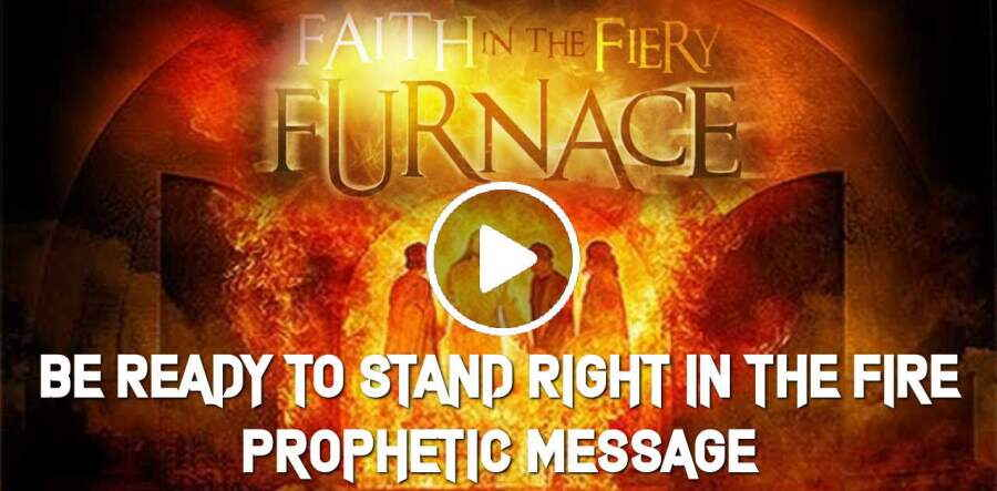 Be Ready to Stand Right in the Fire || Prophetic Message (January-27-2019)
