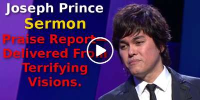 Joseph Prince-Praise Report—Delivered From Terrifying Visions (August-20-2019)