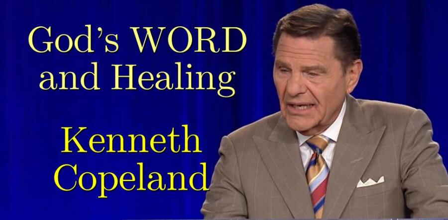 God's WORD and Healing: The Living Connection - Kenneth Copeland (12-02-2018)