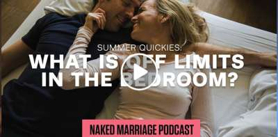 What is off limits in the bedroom? - Dave and Ashley Willis (July-15-2019)