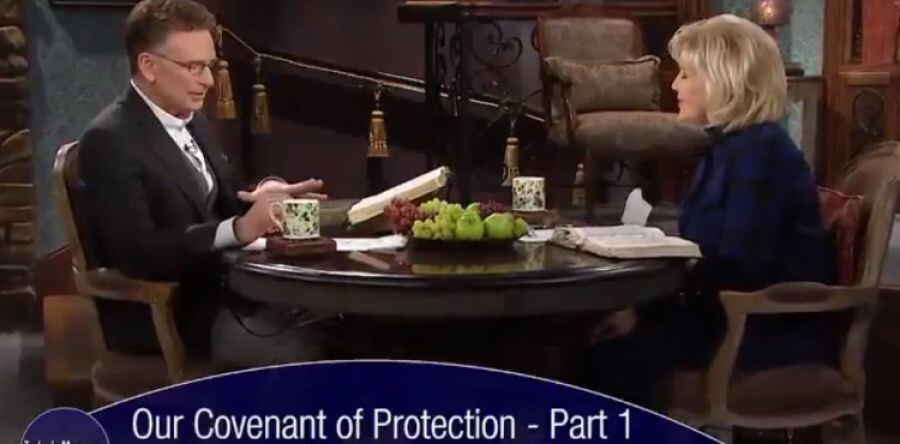 Gloria Copeland, George Pearsons Live Stream (Jun 27, 2018) - Our Covenant of Protection Part 1