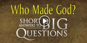 Who Made God? - Ravi Zacharias Ministries (April-24-2019)