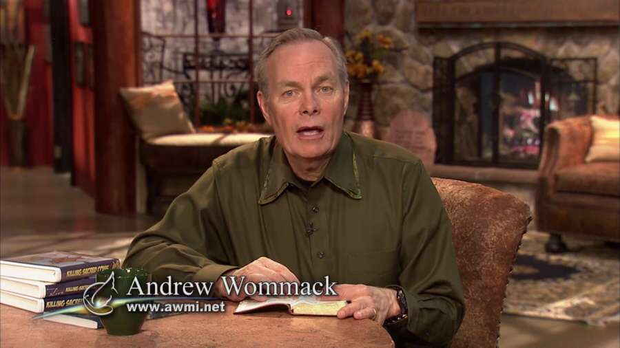 Killing Sacred Cows - Week 2, Day 4 - The Gospel Truth - Andrew Wommack
