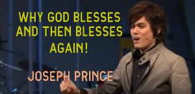 Joseph Prince - Why God Blesses And Then Blesses Again! (January -16-2011)