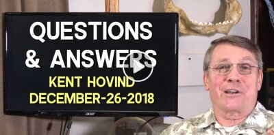 Kent Hovind - Questions & Answers (December-26-2018)
