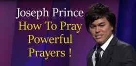 How To Pray Powerful Prayers, 16 Jun 13 - Joseph Prince