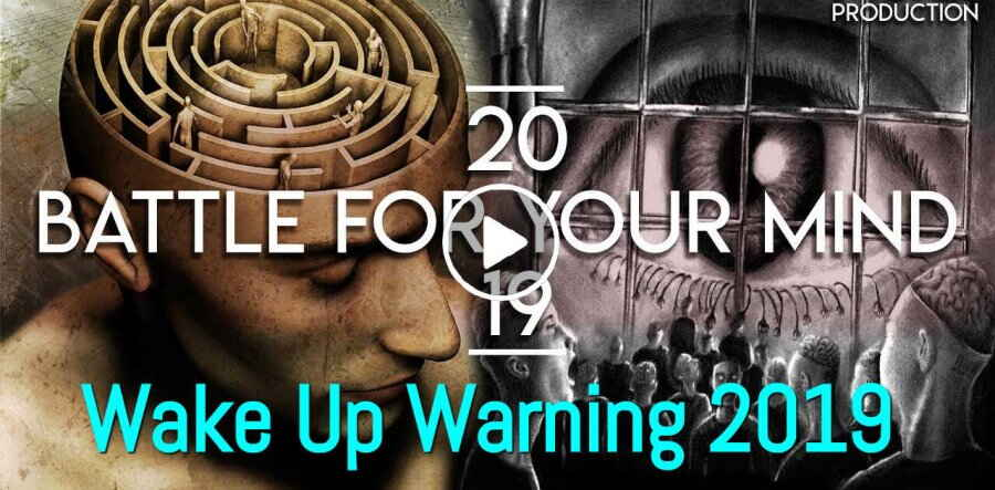 The Battle That Rages For Your Mind || Wake Up Warning 2019