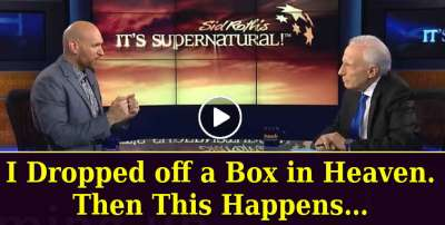 Sid Roth Sunday Show November-03-2019 - I Dropped off a Box in Heaven. Then This Happens…