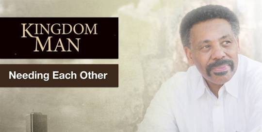 Spouses Need Each Other | Kingdom Man Moments - Tony Evans (November-19-2018)