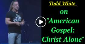 "Todd White on ""American Gospel: Christ Alone"" (November-30-2020)"