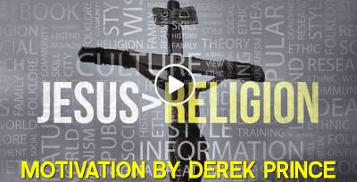 The BIG Difference Between Christianity & Other Religions - Derek Prince