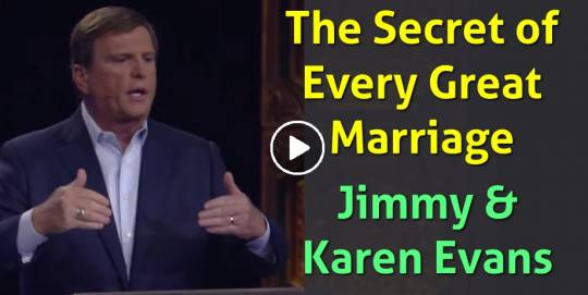 The Secret of Every Great Marriage - Jimmy & Karen Evans (April-19-2021)