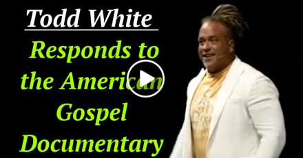 Todd White Responds to the American Gospel Documentary (December-07-2020)