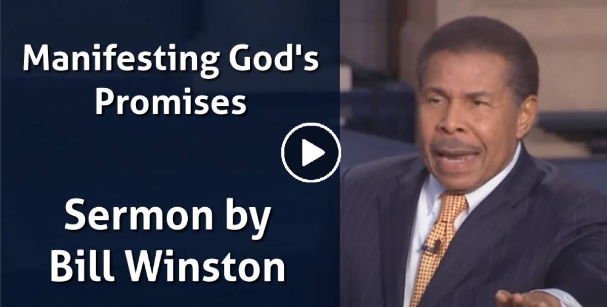 Manifesting God's Promises - Contending for the Faith - Bill Winston (May-21-2018)