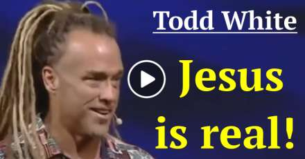 Todd White: Jesus is real! (January-04-2021)