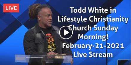 Todd White in Lifestyle Christianity Church Sunday Morning! (February-21-2021) Live Stream