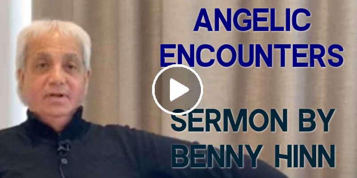 Angelic Encounters - Benny Hinn (April-18-2020)