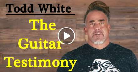 Todd White - The Guitar Testimony (November-21-2020)