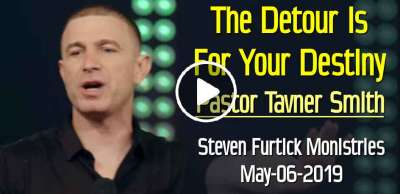 Steven Furtick Ministries Sunday Sermon May-06-2019 - The Detour Is For Your Destiny | Pastor Tavner Smith