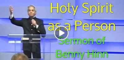 Holy Spirit as a Person - Pastor Benny Hinn (October-17-2018)