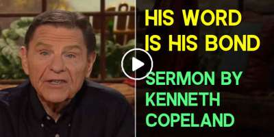 His WORD Is His Bond - Kenneth Copeland (March-31-2020)