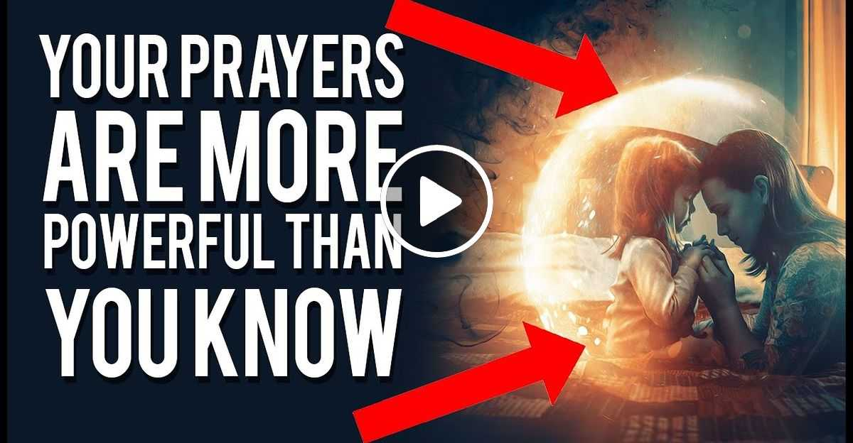 HIDDEN BIBLE SECRETS: 3 Times Prayers and Fasting Moved God - Christian Motivation