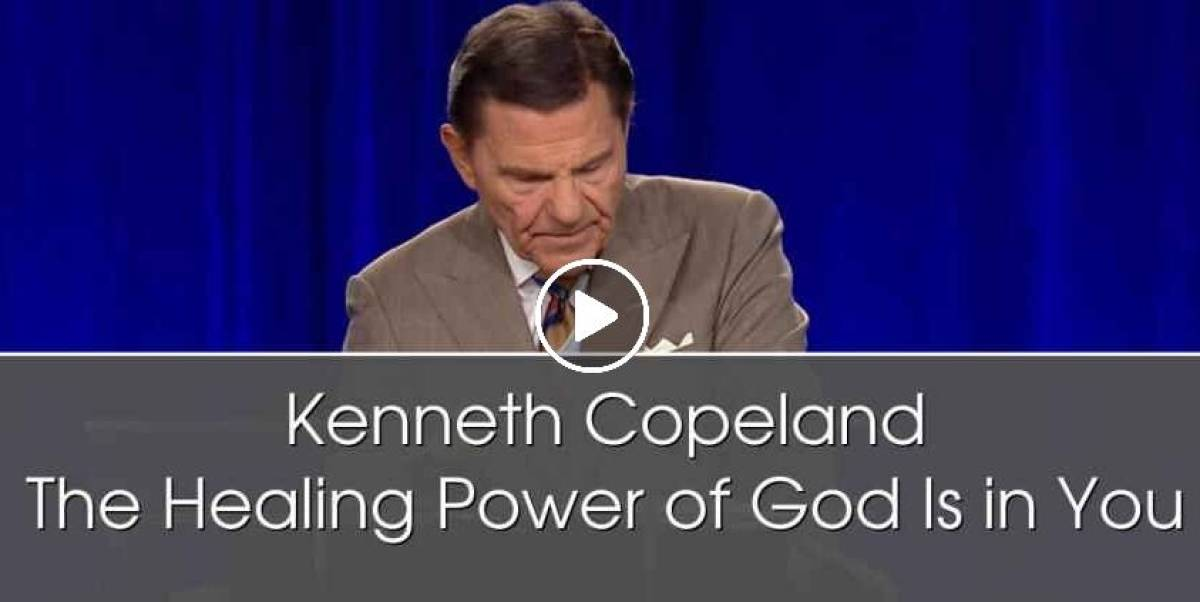 Kenneth Copeland - The Healing Power of God Is in You  (2-15-2018)