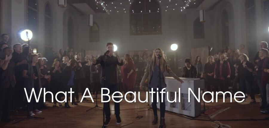 Travis Cottrell feat. Lily Cottrell - What A Beautiful Name / Agnus Dei