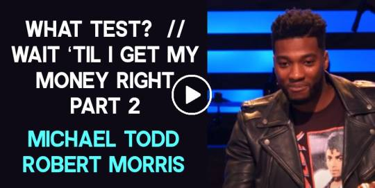 Michael Todd, Robert Morris (Mar 13, 2018) - What Test?  // Wait 'Til I Get My Money Right (Part 2) - Transformation Church