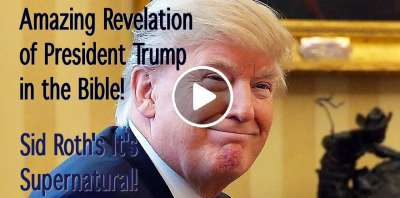 Amazing Revelation of President Trump in the Bible! - Sid Roth's It's Supernatural! (July-17-2019)