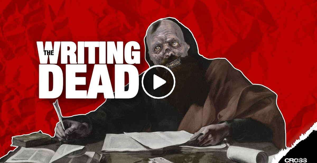 """The writing dead"" NOT coming to a bible near you! - Frank Turek (December-16-2020)"