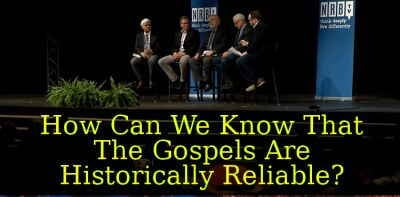 Frank Turek (July 2, 2018) - How Can We Know That The Gospels Are Historically Reliable?