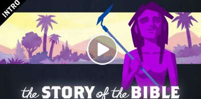 The Story of the Bible (july-15-2019) The Bible Project
