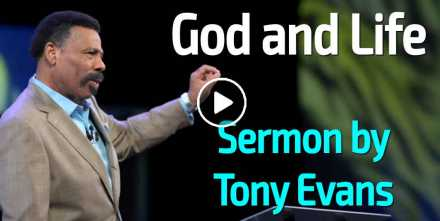 God and Life - Tony Evans (September-27-2020)
