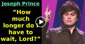 "Joseph Prince - ""How much longer do I have to wait, Lord?"" (October-23-2020)"
