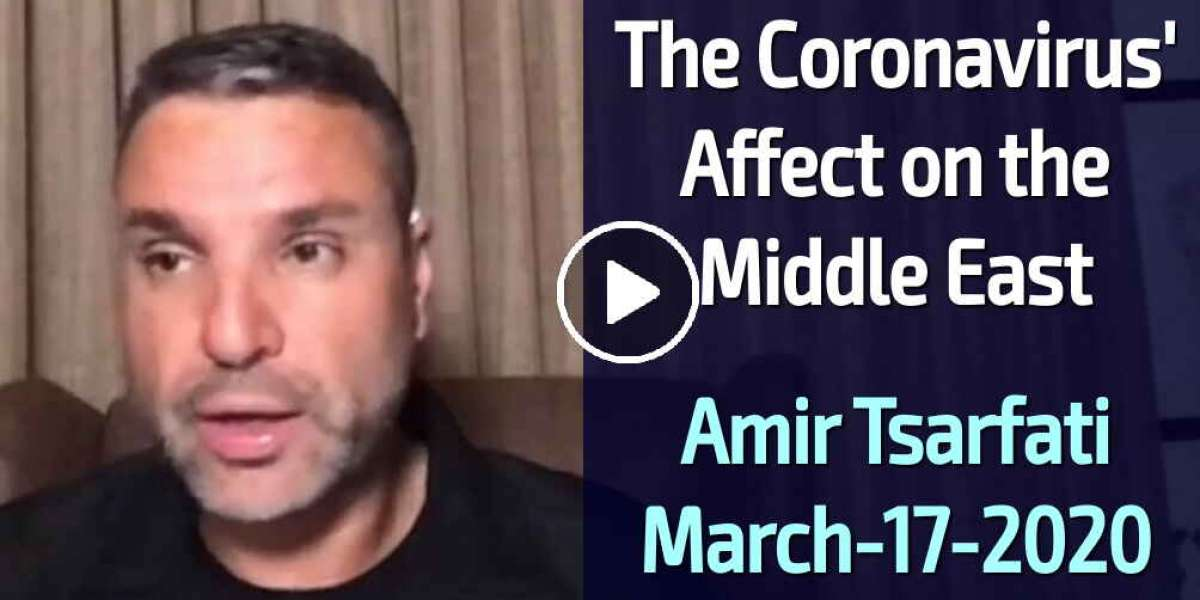Amir Tsarfati - The Coronavirus' Affect on the Middle East (March-17-2020)