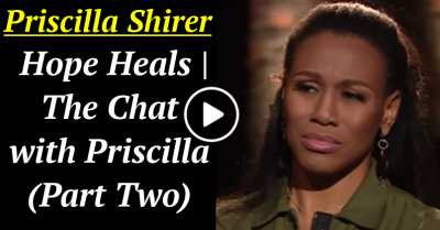 Hope Heals | The Chat with Priscilla (Part Two) (September-04-2020)