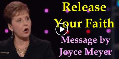 Joyce Meyer - Release Your Faith