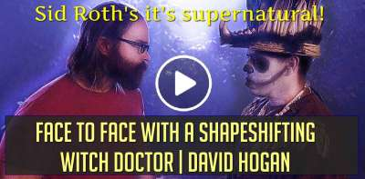 Sid Roth Sunday Show May-26-2019 Face to Face with a Shapeshifting Witch Doctor | David Hogan