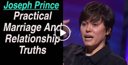 Joseph Prince - Practical Marriage And Relationship Truths (May-16-2019)