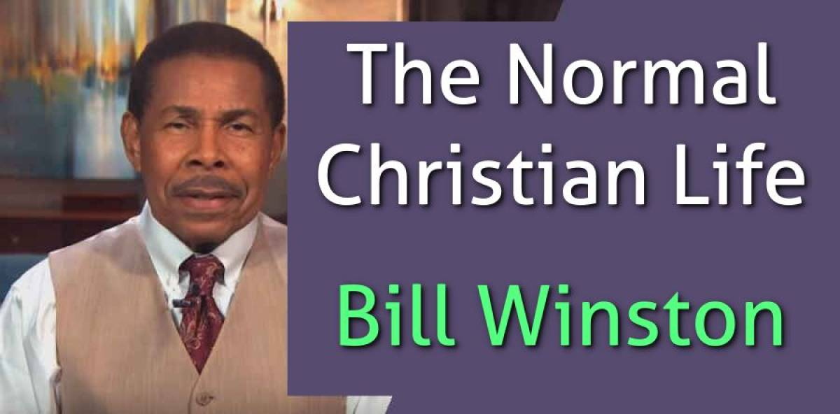 Bill Winston Ministries (Aug 23, 2018) - The Prophetic Word - The Normal Christian Life