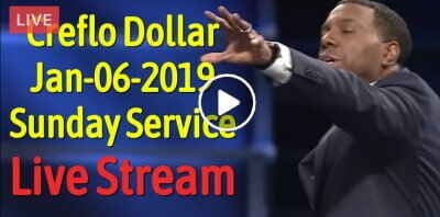 Sunday Service - Creflo Dollar (January-06-2019) Live Stream