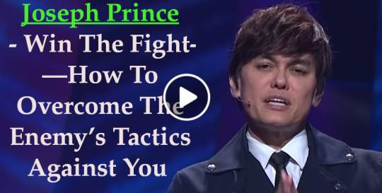 Joseph Prince - Win The Fight—How To Overcome The Enemy's Tactics Against You (February-27-2019)